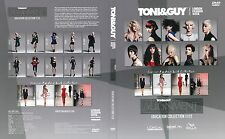TONI&GUY ALIGNMENT COLLECTION  3 DVDs SET