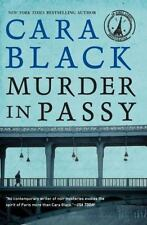 Murder in Passy (An Aimée Leduc Investigation)-ExLibrary