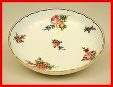 SEVRES PORCELAIN (DISH) WITH DATE LETTER FOR 1765!!! PAINTER'S MARK FOR BINET!!!