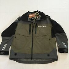 "SIMMS PRO-DRY DEEPWATER PARKA GORE-TEX® JACKET SIZE SMALL ""RETAIL $499.95"""