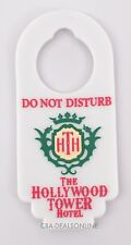 NEW Authentic Disney Parks Do Not Disturb Hollywood Tower Hotel of Terror Magnet