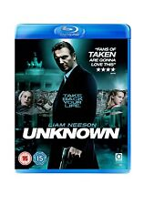 Unknown (Liam Neeson) - Blu Ray - Disc Only