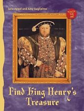 Find King Henry's Treasure by Amy Guglielmo and Julie Appel (2010, Board Book)