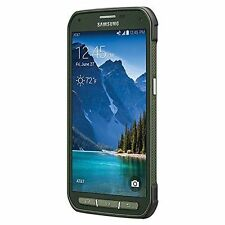 Samsung Galaxy S5 ACTIVE G870A 16GB Camo Green Unlocked T-mobile AT&T GSM Phone