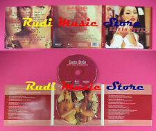 CD LATIN STYLE - MIAMI PARIS MILANO MADRID Compilation no mc dvd vhs(C35)