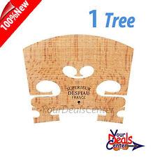Despiau Superieur Violin Bridge 3/4  --1 Tree--Grade C