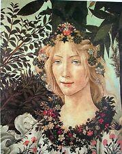 Boticelli: Der Frühling (Ausschnitt); Kunstdruck 280 Kunstkreis Luzern 60x48cm