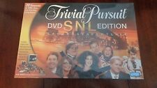 SNL Saturday Night Live 2004 TRIVIAL PURSUIT GAME DVD Edition New In Shrink Wrap