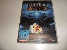 DVD  Krieg der Welten 3