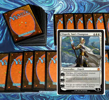 mtg WHITE CONTROL DECK Magic the Gathering rare cards elspeth angels