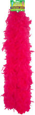 Fancy Dress Feather Boa Hot & Baby Pink black red white purple yel150CM Long 50g