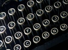 PHOTO DETAIL ANTIQUE RETRO VINTAGE TYPEWRITER KEYBOARD ART PRINT POSTER MP3916A