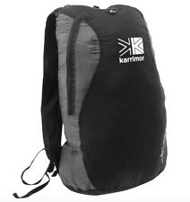 Karrimor Hiking backpack or Bicycle Backpack Black New