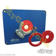 Plaque support pour table de défonceuse Kreg  PRS3038  257541