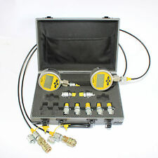 Digital Hydraulic Pressure Test Kit XZTK-70MD for Caterpillar Komatsu excavator