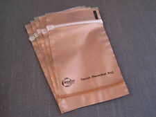 10 pcs 10x15 cm Shine Rite Anti-tarnish Bags Corrosion protected zip lock bags