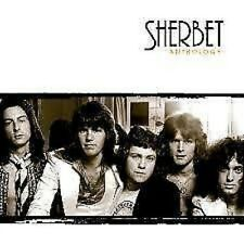 SHERBET ANTHOLOGY REMASTERED 2 CD NEW