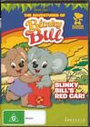 THE ADVENTURES OF BLINKY BILL - BLINKY BILL'S RED CAR! - NEW DVD-FREE LOCAL POST