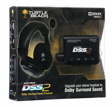 Turtle Beach Ear Force DSS2 Dolby Surround Sound Processor brand new in box