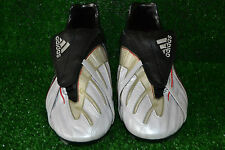 NEW ADIDAS PREDATOR POWER SWERVE FIRM GROUND  FOOTBALL BOOTS CLEATS SIZE 6.5