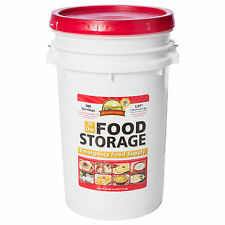 Augason Farms 30 Day Food Supply Pail Emergency Bucket Container Survival Kit
