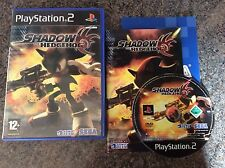 Shadow The Hedgehog Ps2 Game! Complete! Look At My Other Games!