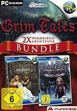 GRIM TALES BUNDLE   SPIELESAMMLUNG  PC DVD-ROM