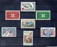 Francia Series del año 1963-64 (BD-329)