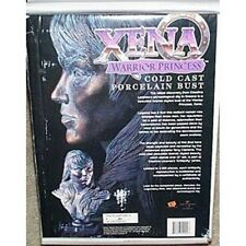 Xena Character Ltd Numbered Cold Cast Porcelain Bust #1