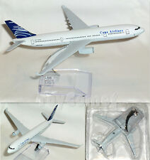 Copa Airlines Airbus A330 HP-1716CME Airplane 16cm DieCast Plane Model
