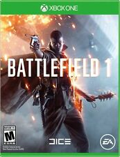 NEW Battlefield 1 (Microsoft Xbox One, 2016)