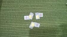 (1) Used TMOBILE STANDARD SIM TO BOOT OR UNLOCK GSM phone T-MOBILE ATT etc
