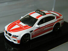 MATCHBOX 2016 LEIPZIG messe modèle BMW m5 samu ambulance 1 of 500 Crystal Case