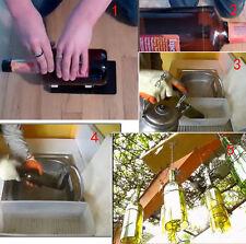 Bouteille NOUVEAU Verre à vin Bière Cutter machine outil de coupe pour la maison