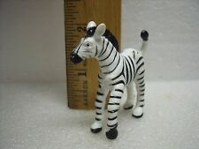Baby Zebra Figure By Safari Ltd Zoo Africa Pretend Play Toy Wild Animal Cake