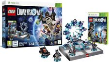 Lego Dimensions Starter Pack (Xbox 360) Brand New & Sealed - UK PAL