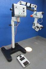 Leica Wild MEL 53 surgical microscope with foot switch 445600 very nice !!!