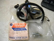 NOS OEM Yamaha Right Lever Holder 1973-1974 RD60 232-82920-32-94