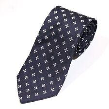 Men's Patterned Silk Ties