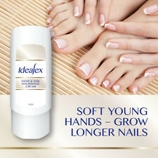 IDEALEX HAND & NAIL NOURISHING CREAM STOP DRY SKIN NOURISHES NAILS ANTI AGING