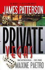 Private Vegas by James Patterson and Maxine Paetro (2015, Hardcover)