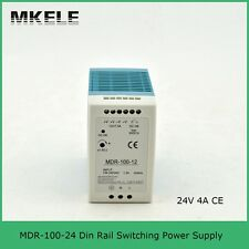 MKELE MDR-100-24 24V 4A DIN Rail Switching Power Supply China Supplier