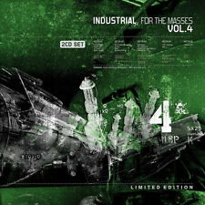 Industrial For The Masses Vol. 4 - DCD (Combichrist, Dulce Liquido)