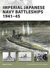 New Vanguard: Imperial Japanese Navy Battleships 1941-45 146 by Mark Stille...