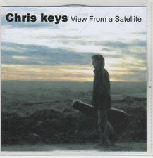 (EP797) Chris Keys, View From A Satellite - 2013 DJ CD