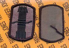 US Army 197th Field Artillery Brigade FA ACU w Hook-n-Loop uniform patch