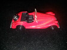 1978 Tomy Tomica F26 MORGAN PLUS 8 red w/ black interior diecast