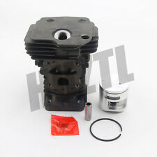 NEW 44MM CYLINDER PISTON KIT FIT HUSQVARNA 450 450e 445 CHAINSAW 544 11 98 02