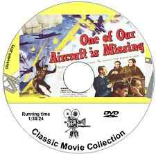 One of our Aircraft is Missing 1942 - War Film DVD