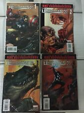ULTIMATES 3 #1-4 (Avengers), MARVEL Comics, FREE SHIPPING